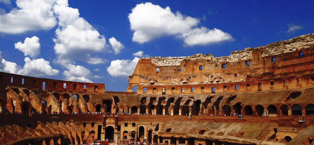 Colosseum Tour plus Domus Aurea
