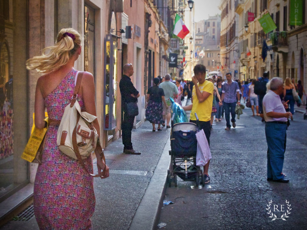 shopping-in-rome-city-center