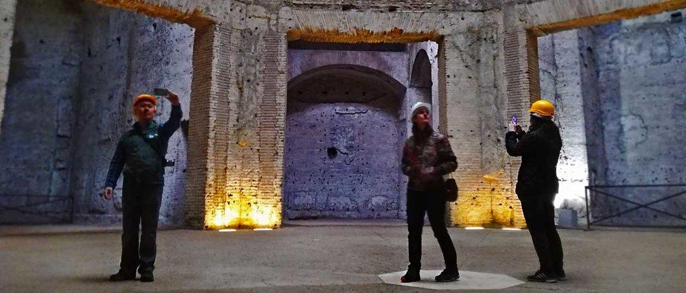 Domus Aurea Virtual Tour