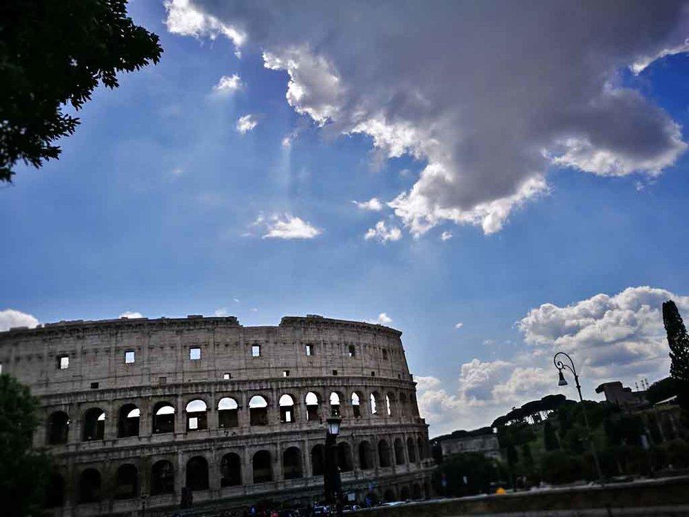 Coliseum Tour