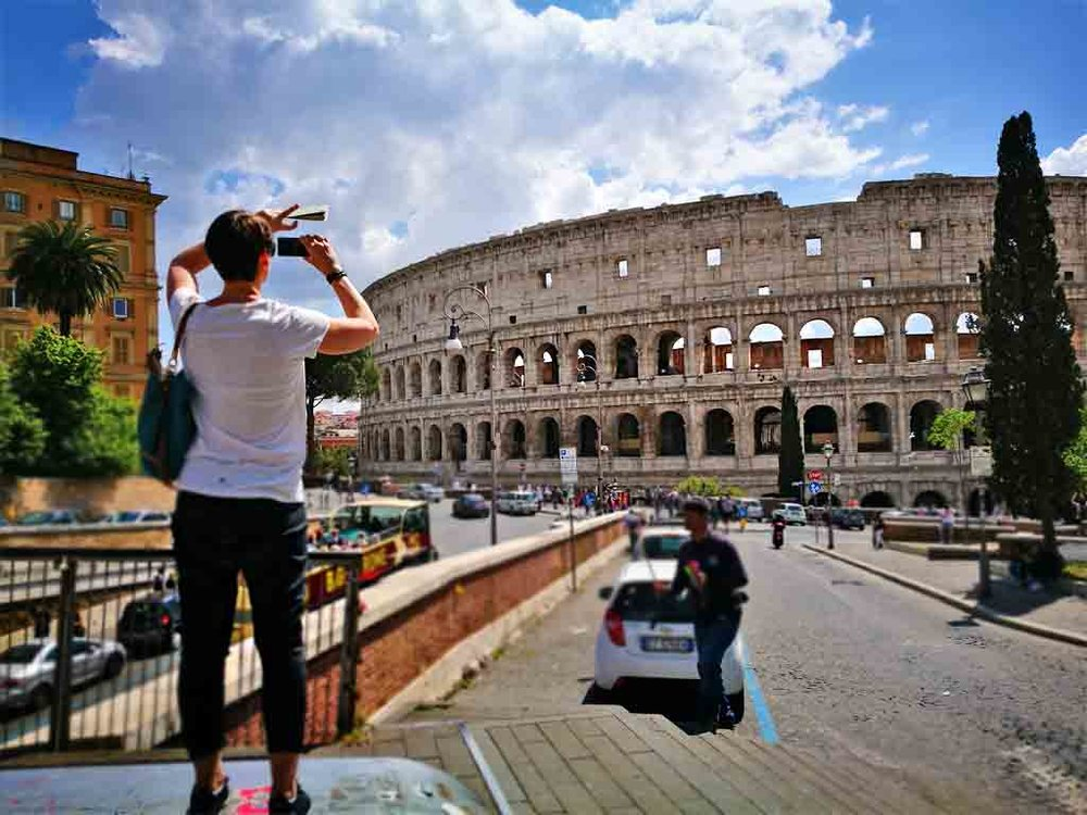 Explore the Colosseum