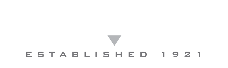 "Goodfellow Bros ""Established"" Logo - Reversed B&W"