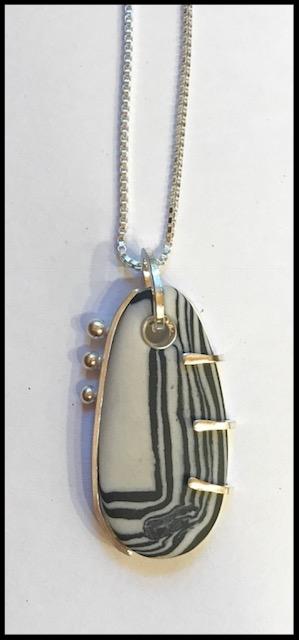 Silveramics Pendant