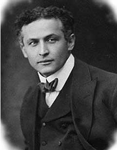 Ehrlich Weiss was born on March 24th, 1874 and became world famous as Harry Houdini.