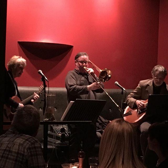 Rebecca Kilgore Trio at Jo Bar!