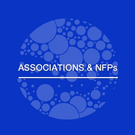 Associations, NFPs, Members, Charities