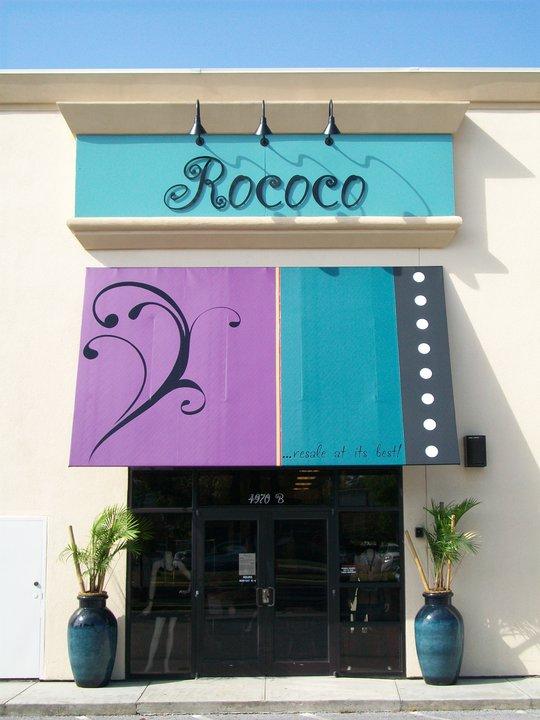 Rococo Storefront