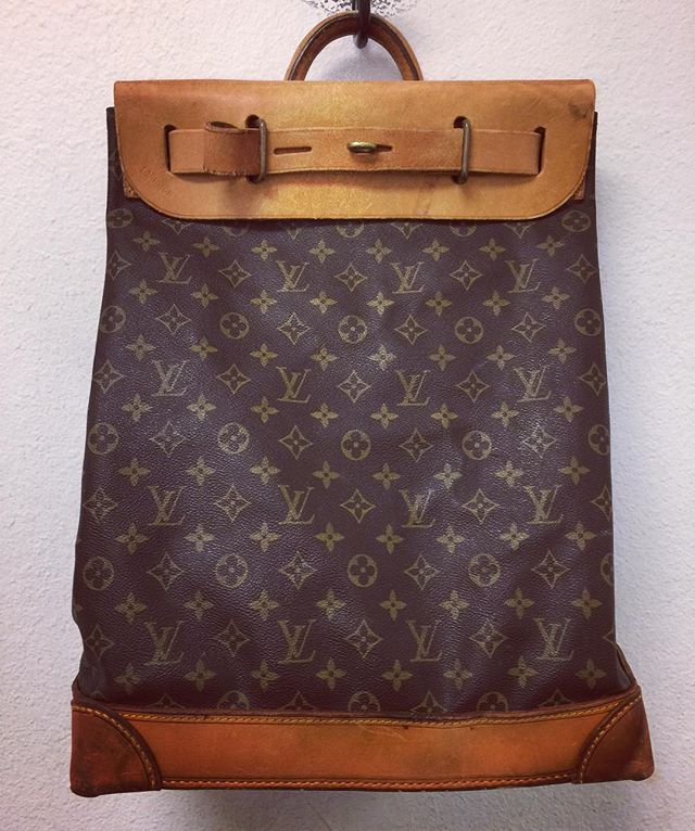 Louis Vuitton Vintage Steamer Bag #rococo #rococoresale #louisvuitton #LV #vintagelouisvuitton