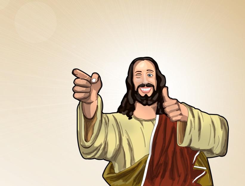 Christ's love.