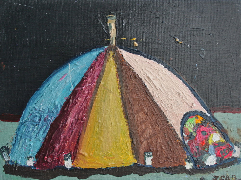 Untitled (tent # 6)
