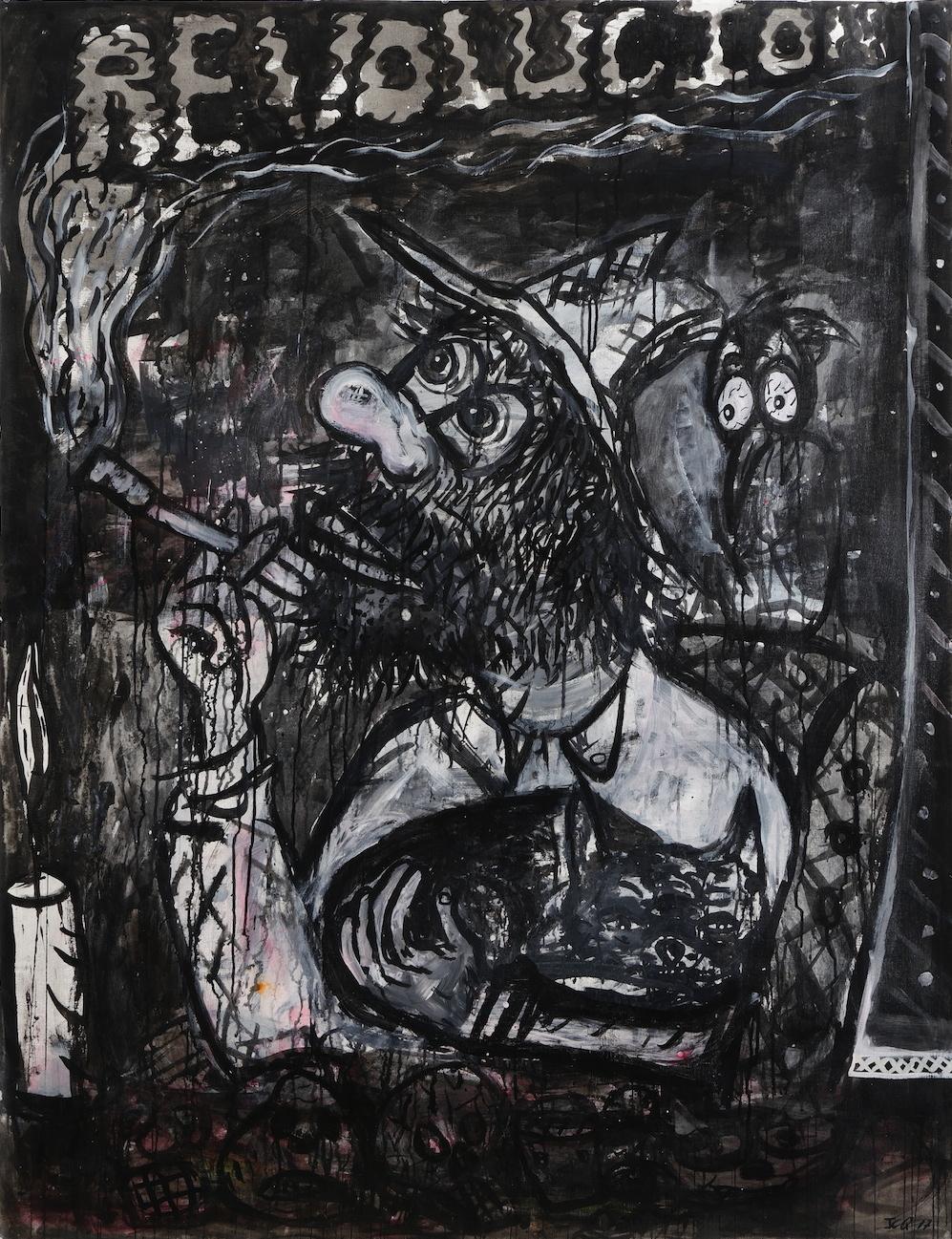 Self Potrait with Gris Gris.jpg