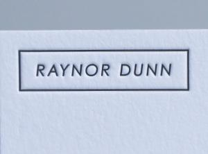 Raynor Dunn // Branding