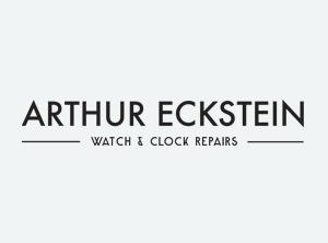 Arthur Eckstein // Logo Identity & Website