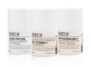 Suzy H // New Branding