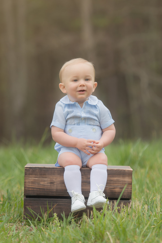 baby boy knee socks