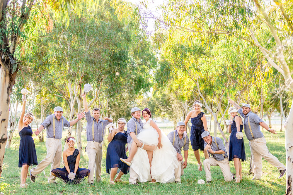 Inverell New England Wedding Photography