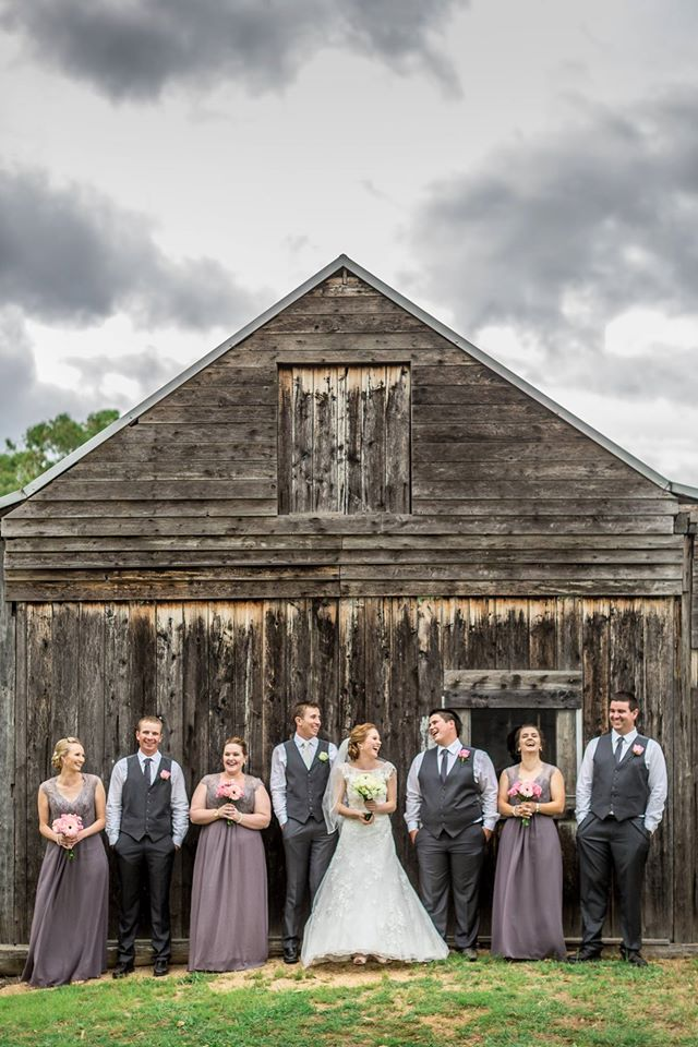 Pioneer Village Wedding Photography Inverell NSW