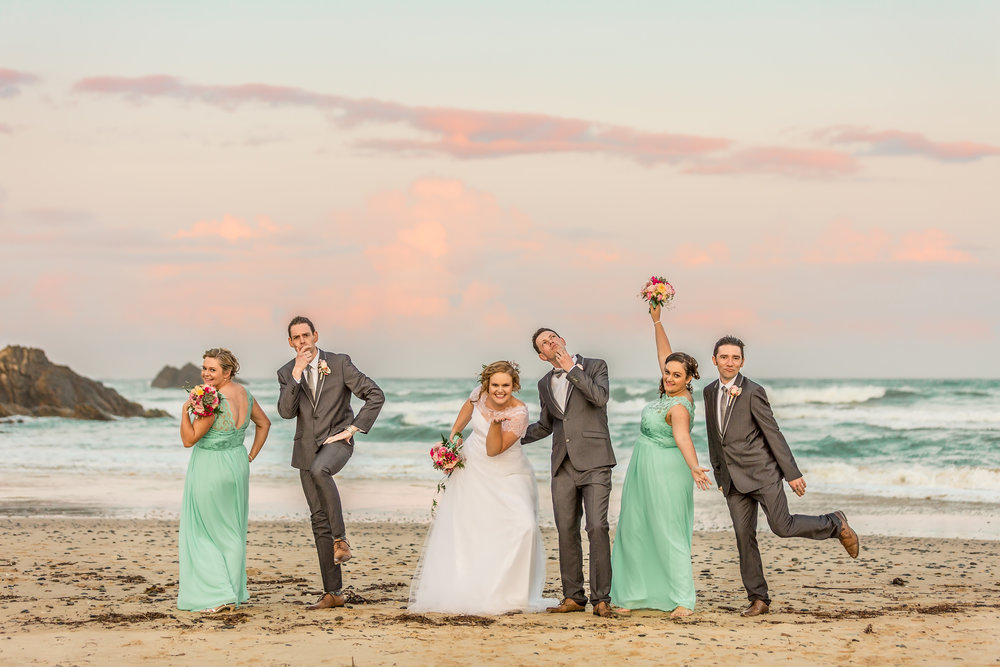 Coffs Harbour Wedding Photography