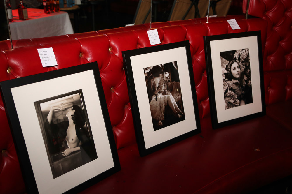 Fine art photography by Claire Mallett at ABTG VI | Photo by Eugene Lee