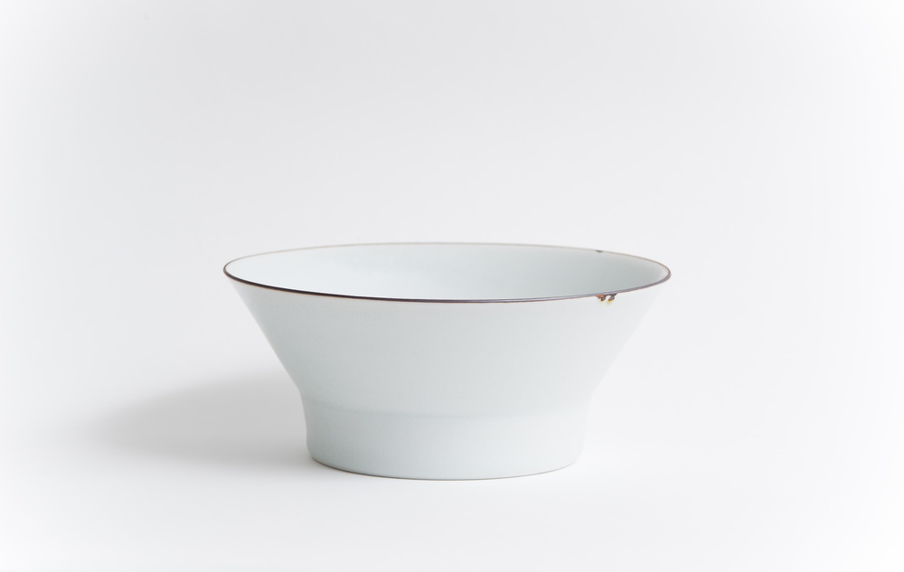7. Bowl with Flange 2012.jpg