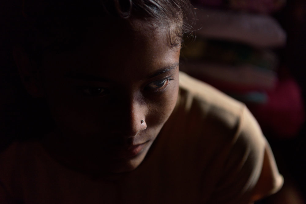 Renuka, 10, was an infant when her sister Ranjana went missing in 2009. Ranjana was trafficked by her uncle while she was travelling with him for a family wedding near Chalsa Tea Garden Estate, West Bengal. Though Renuka has no recollection of her elder sister , she clings on to the hope that she would meet her one day.