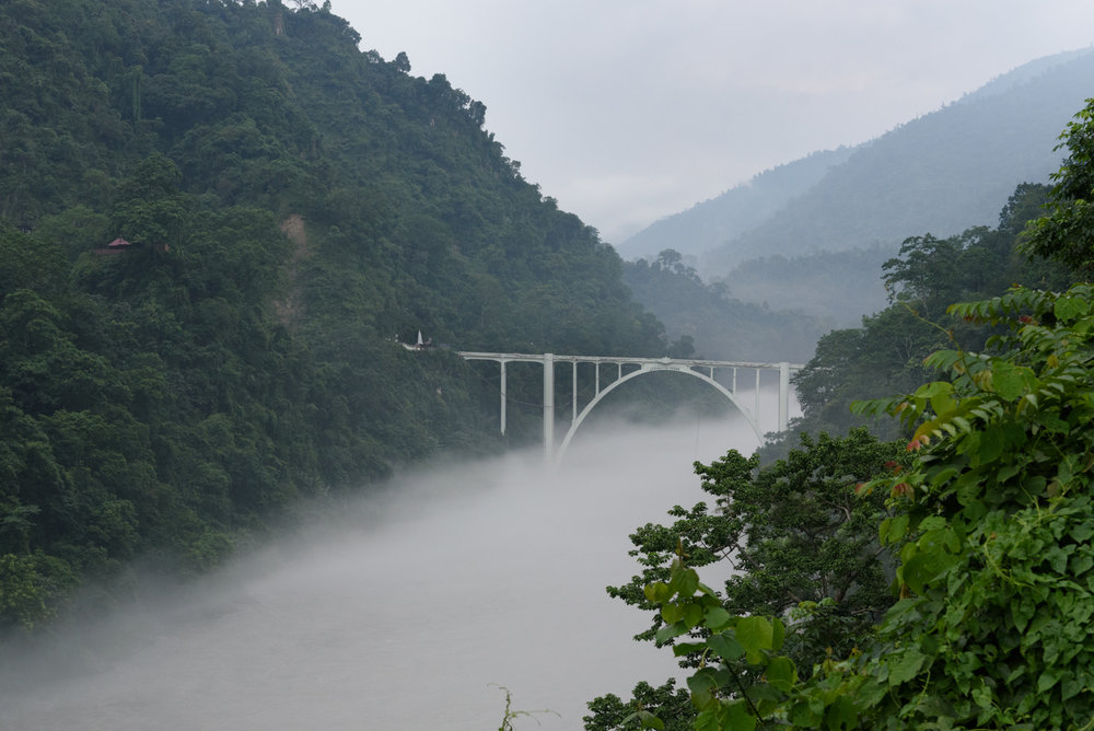 The Coronation bridge at Sevoke connects the city of Silliguri with the Dooars region.  Traffickers often use this route to take the girls from the tea estates to Sikkim and other parts of India.