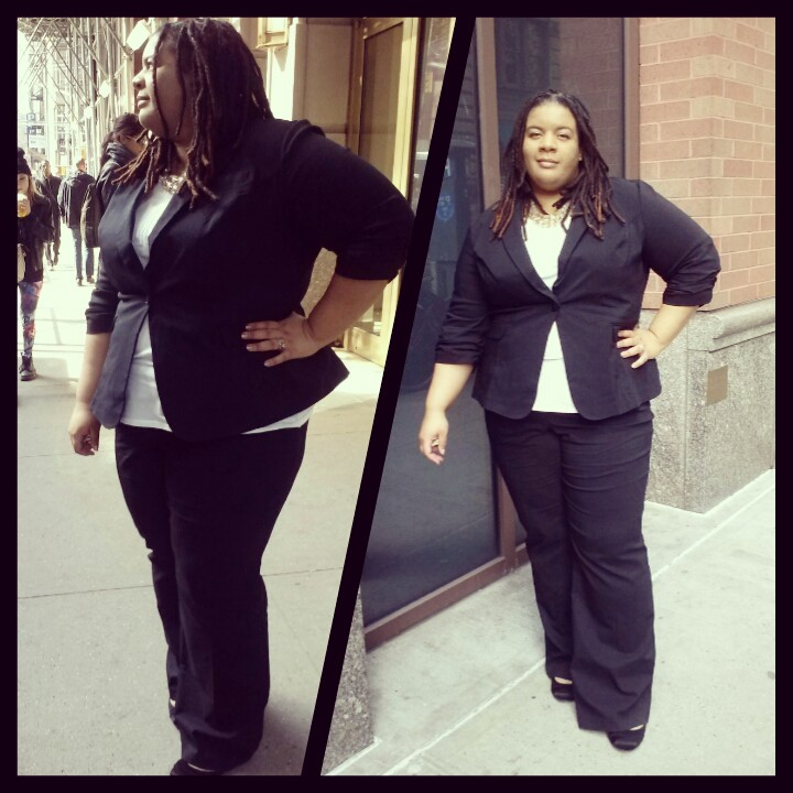 Plus Size Work-Wear
