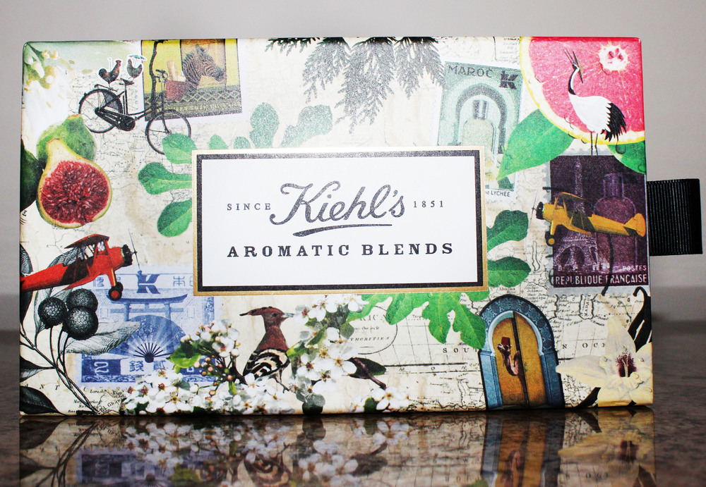 Kiehls Aromatic Blends: $55
