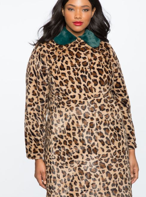 eloquii leopard teal fur.JPG