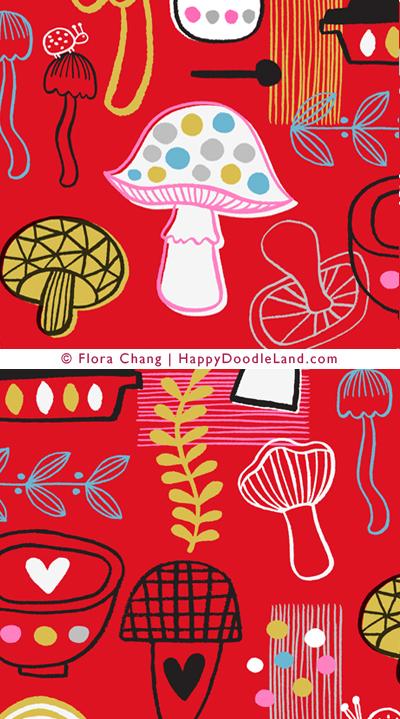 FloraChang_RedPatternDetails.jpg