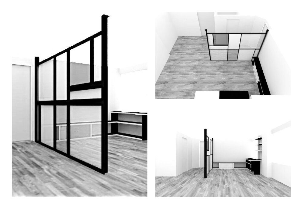Gomez single family apartment refurbishment