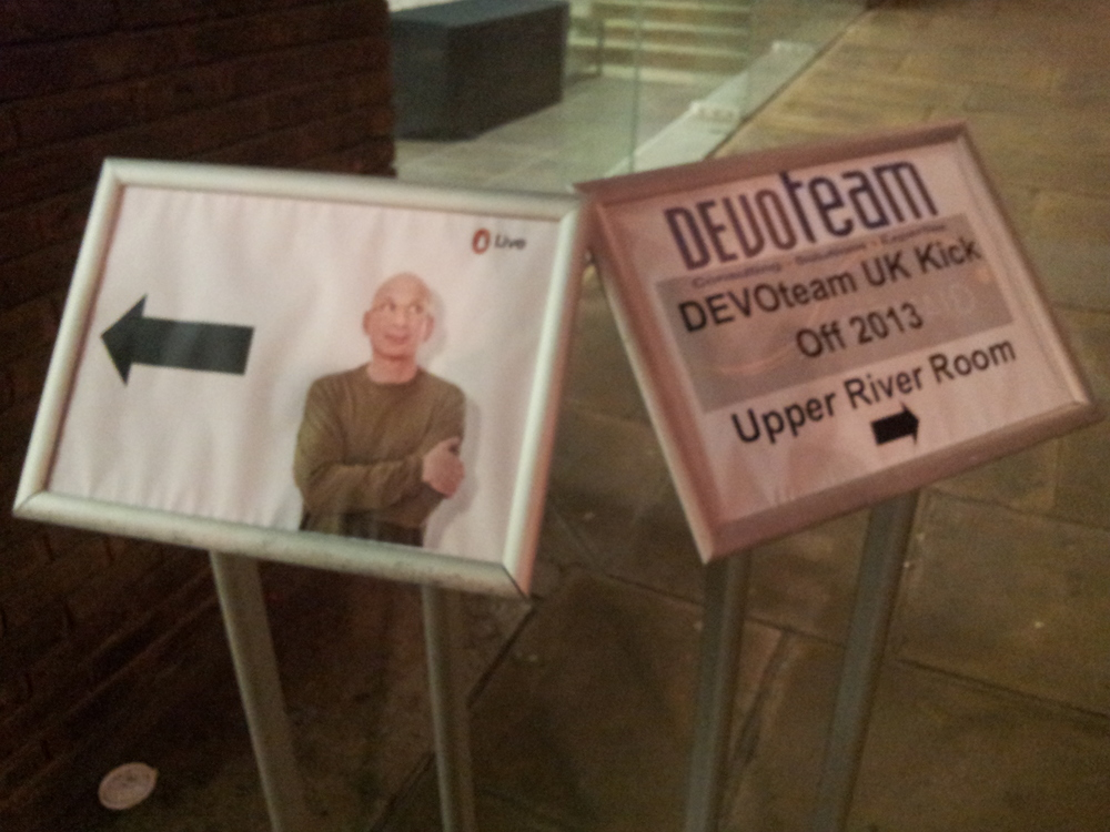 To nejlepší ze Seth Godina Live v Londýně