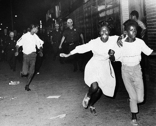 Watts Riots, August 1966