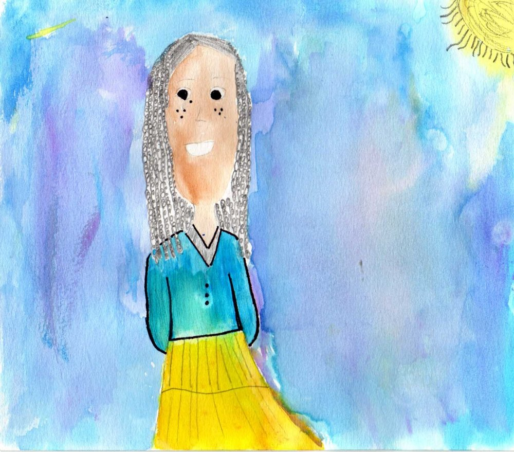 Original Student Artwork, Children's Arts Guild, 2016