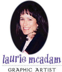 Laurie McAdam  is a daily illustrator for The Modesto Bee and had collaborated on many book projects including: When Did I Meet You Grandma?, When Did I Meet You Grandpa?, Oliver Kringle, Aliens All Mixed Up!, Cowboys & Aliens All Mixed Up! and the upcoming Pooches All Mixed Up!