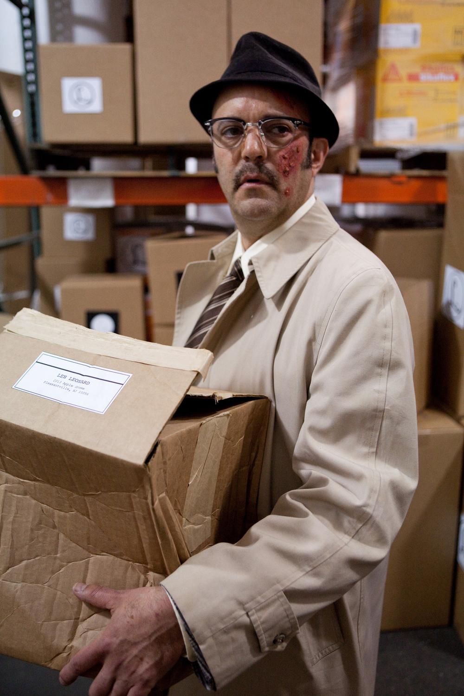 Karl Manhair Postal Inspector