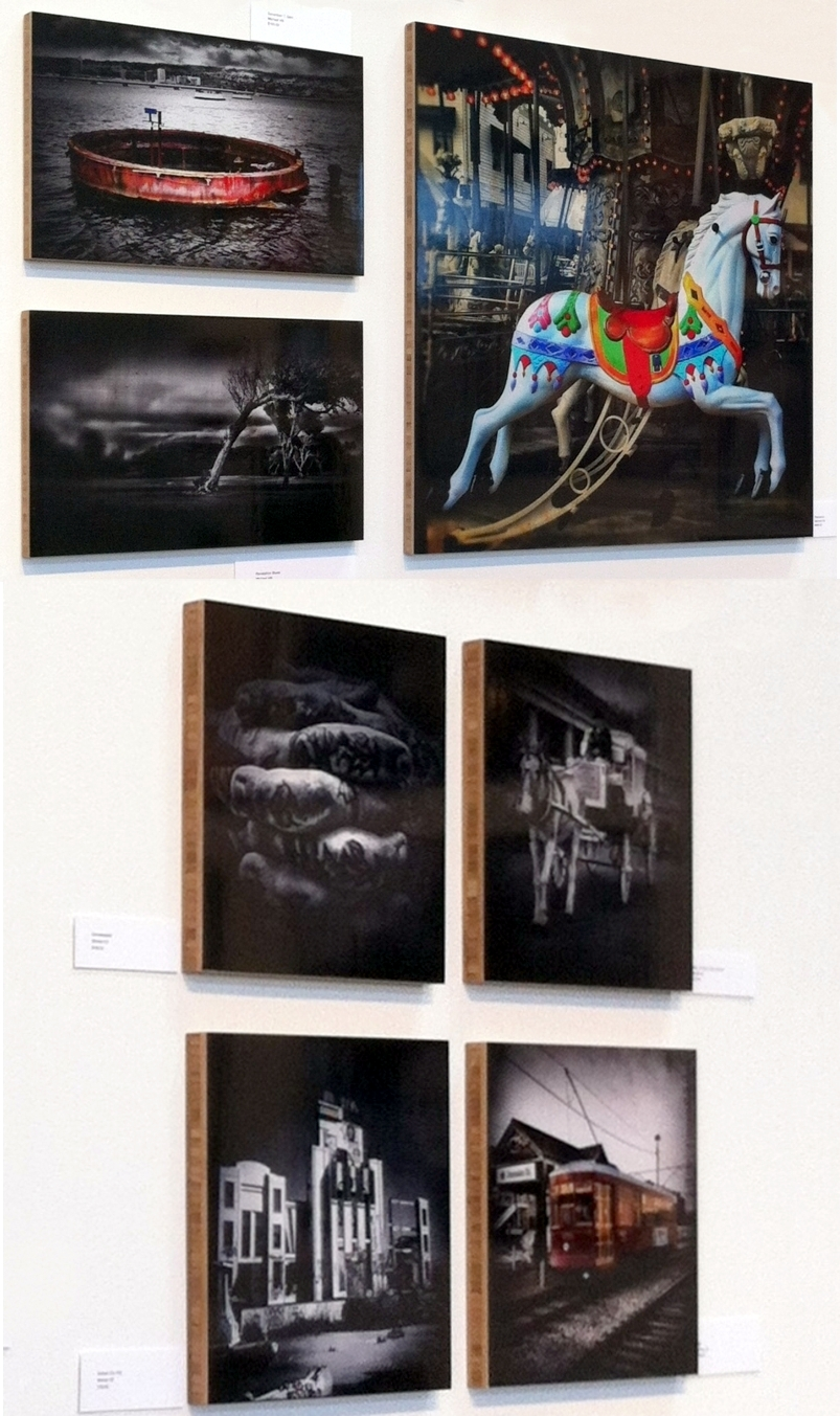A few of my photos on display at the Los Angeles Mobile Arts Festival. Click here to find out more.