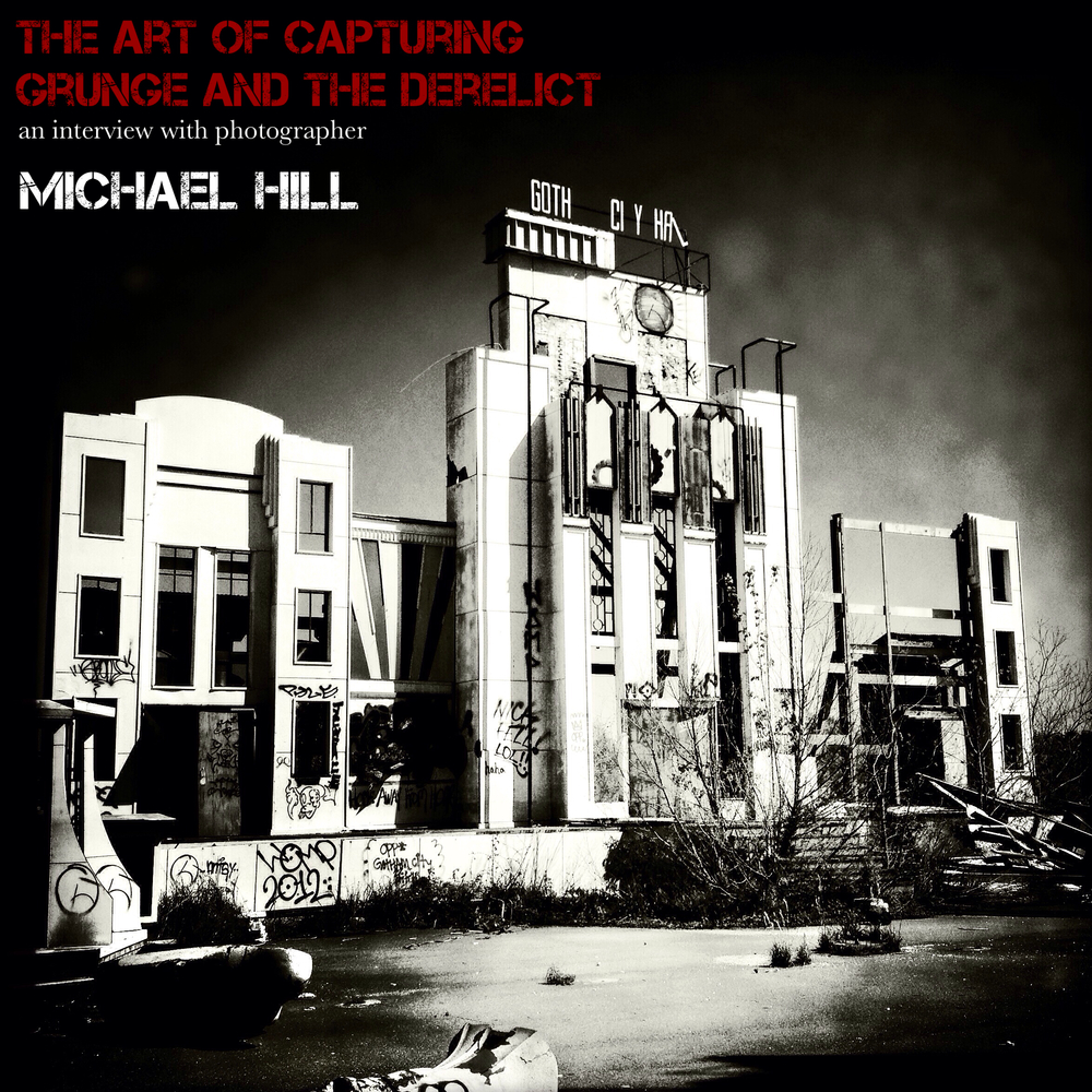 """Click here to read an interview of me """"The Art Of Capturing Grunge And The Derelict""""from June 2012"""