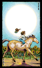 The Prairie Tarot by Robin Ator