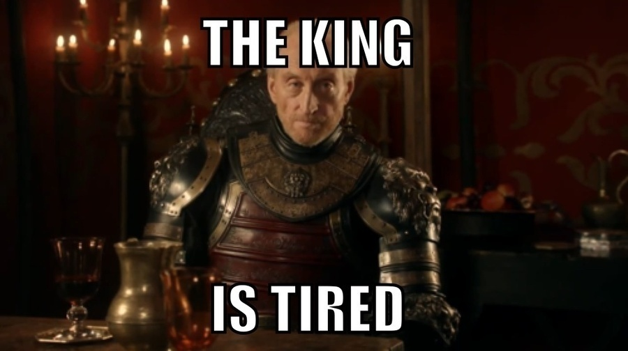 Tywin Lannister - The Emperor - Who can tell Joffrey to shush it? Who can out maneuver Cersei? Who can see Tyrion's value while simultaneously devaluing him? That's right - it's the Emperor. The king without a crown. The Emperor card is authority, structure, domination and control. He's also a father figure, which Tywin misses the boat on a bit. However, if he's not exactly Father of the Year quality, he does keep his family first in his mind. First in money, in power, in influence and control. The world is a chessboard and Tywin plays beautifully. (You have no idea how difficult it was to not write a crappy spoiler in this one)