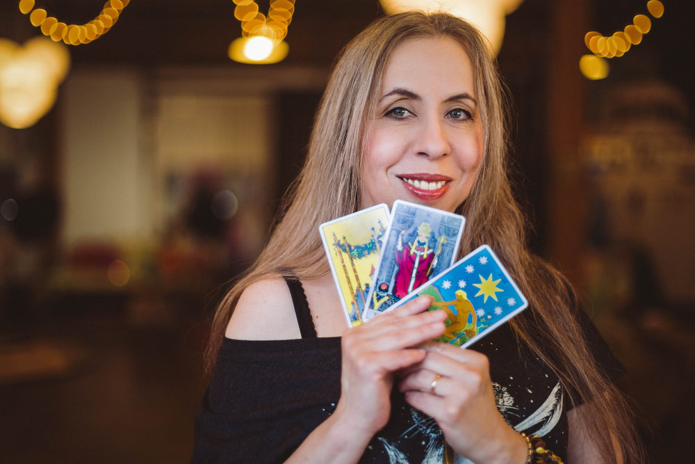 Face of a Tarot Empire. Photo by Danielle Cohen http://www.danielle-cohen.com