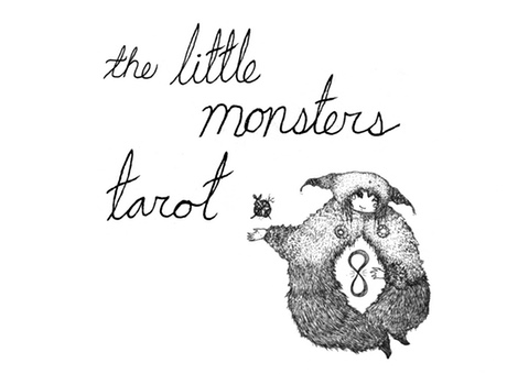 Little Monsters Tarot