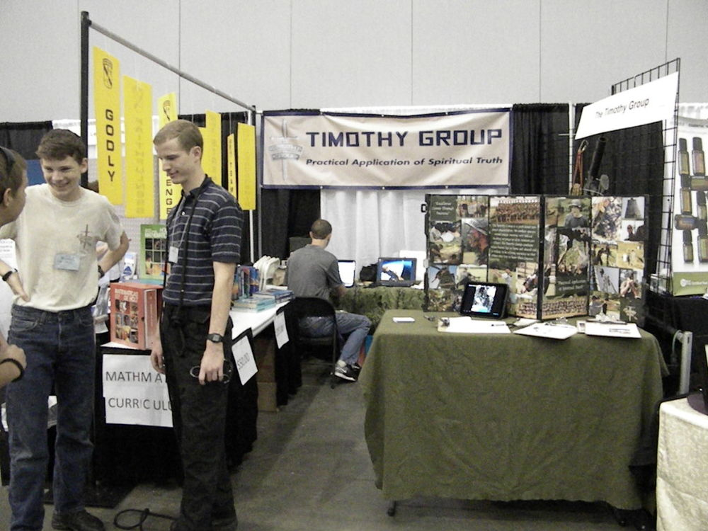Southeast Homeschool EXPO in Atlanta, Georgia
