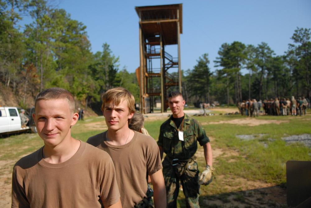 Ground School-Warrior Training Center- Challenge Basic
