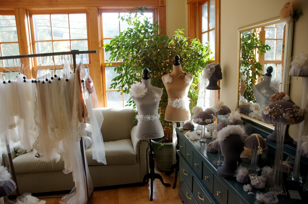 The Willow Bridal Studio.