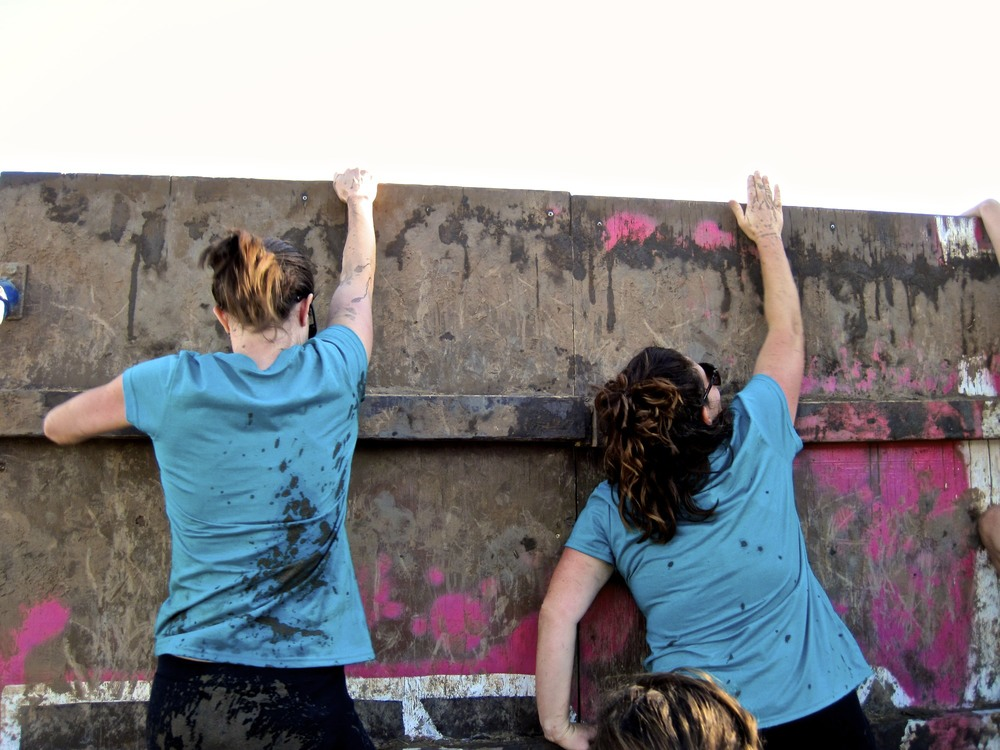 Dirty Girl Mud Run 2012!!