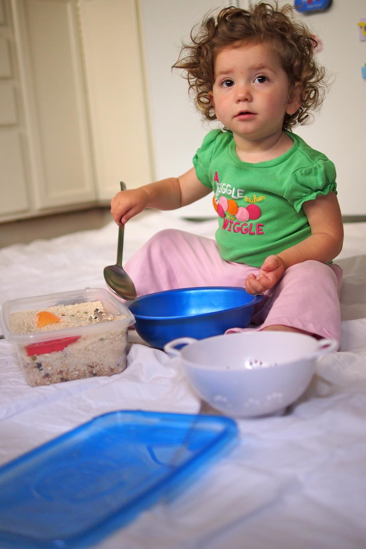 Rice, Rice, Baby