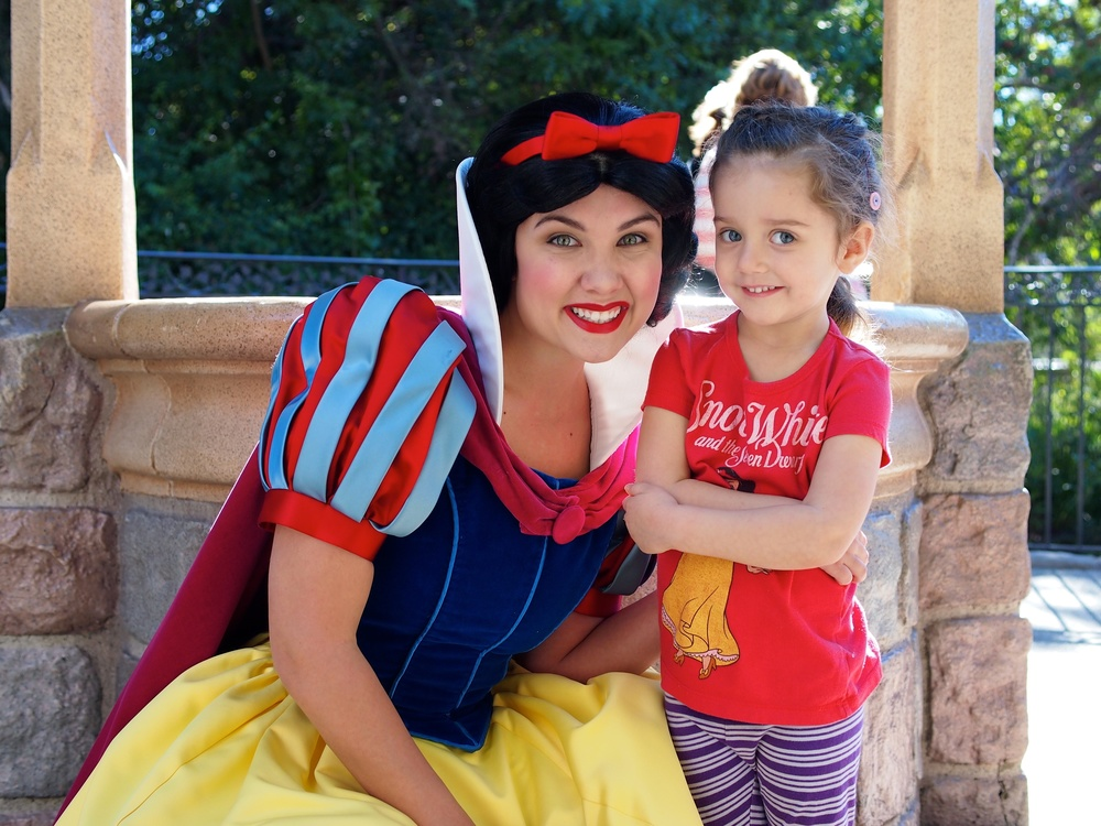 Even young Princesses should receive important safety tips as a part of their royal training.