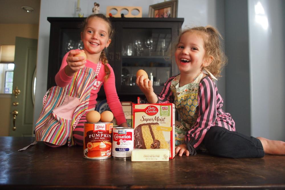 Baking With Kids:  Great Grandma's Pumpkin Pleaser Recipe