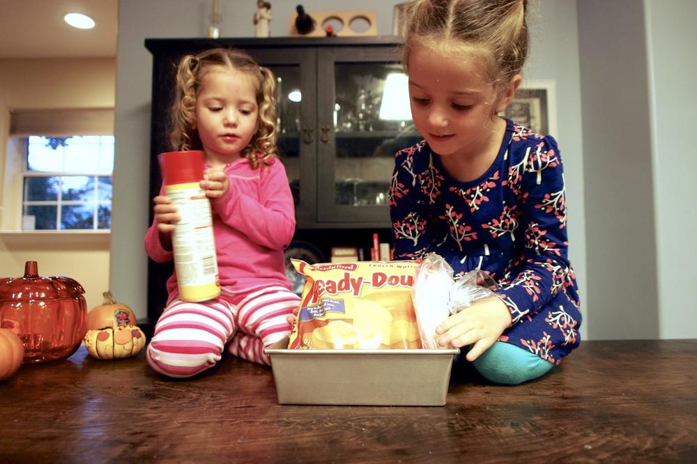 Breakfast with Kids:  Fry Bread Recipe